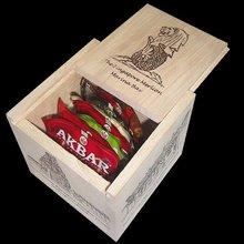 Handmade custom wood box - Slide cover