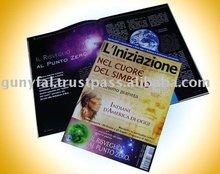 Bulgaria Full Color Coated Paper Magazine