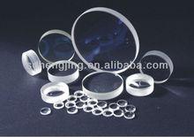 round optical glass window for analysis instrument