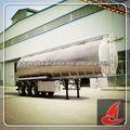 Alumínio tanque de combustível semi- trailer