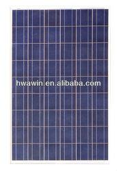 210W import solar panels