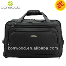 1000PCS Classic softside trolley suitcase on stock, 16 USD / PCS