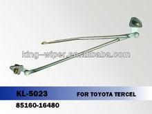 KL-5023 Wiper Linkage for TOYOTA TERCEL, windshield wiper linkage rod