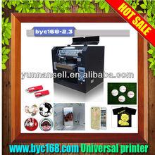 economic digital C M Y K printer for phone case/bag printing