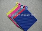 Hot sell square shape non-slip&heat proof silicone pot holder/pot mat