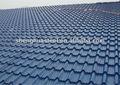ييوو بمقاطعة تشجيانغ الصين مصنع الأسفلت الألواح الأسعار، حجر سقف القرميد المطلي، الحجر تصميم العباءة.