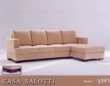 Casa Italy Leather Sofa F3341