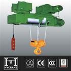 China Famous Brand Steel Rope 4 Post Hoist