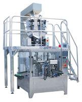 Wheat Flakes & Oatmeal Rotary Packaging Machine