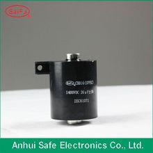 Anhui capacitor factory Low ESR capacitor DC link capacitor in