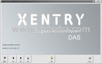 Xentry Das EPC WIS Hard drive 03 2011