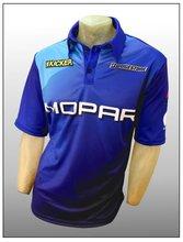 Custom Sublimated Polo Shirts
