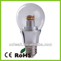 LED dimmable A19 bulb 360 degrees