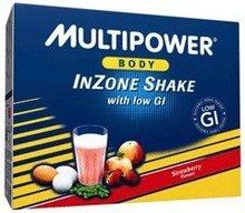 Multipower Inzone Shake Health Food
