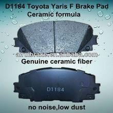 D1184 ceramic brake for BMW 328/528