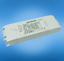 shenzhen non waterproof 12 volt triac dimmable LED driver for strip light 45W led transformer for indoor lighting