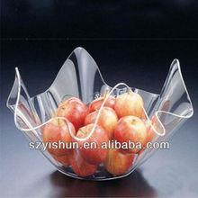 Customized acrylic tray acrylic tray for fruit