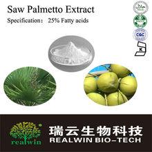 standard Saw Palmetto Fatty acids/saw palmetto extract 25%