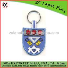 Promotional custom metal keychain/ zinc alloy keychain