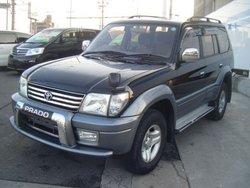2001 TOYOTA LAND CRUISER PRADO RZJ95W-0050217 USED CAR FOB US$16900