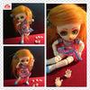2013 new fashion resin bjd doll