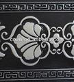 Neue dekorative wand-paneele wallpaper 3d prasselt