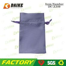New Design Customized Reusable satin jewellery bag DK-JL549