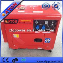 Silent mini generators electric diesel generator 5kw