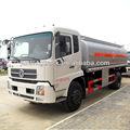 venda quente 4x2 15m3 6x4 dongfeng caminhão tanque de leite