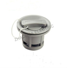 Inflation valve for inflatable boat