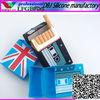 Man Plastic/Silicone/Matel Cigarette Cases(FDA, ROHS)