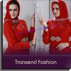Transend fashion linen kurta for women