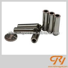 HR Brand Cylinder shape permanent magnets/manet motor