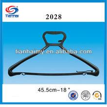 TH2028 plastic hangers laundry