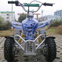 2013 NEW MODEL 2 stroke 49cc mini quad atv for kids