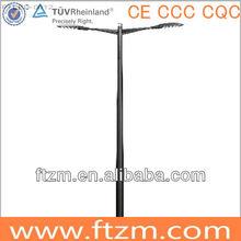 street steel lamp post