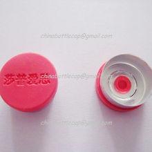 13MM Red Flip Off Cap For Oral Liquid
