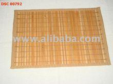 Bamboo Mat,voyer bags,smal Tasselsl