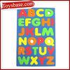 Fridge magnet alphabet numbers puzzle