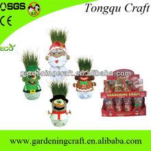 EVA Decoration Christmas Series Grass Doll for Christmas Ornament