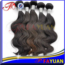 100% Can be dyed to any wavy brazilian hair extensions bulk human hair