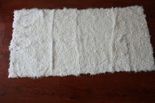 raw hide sheep and goat skins/raw sheep fur material /home textile material