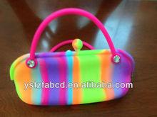 2013 Beautiful Ladies Silicone Hang bags