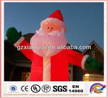 christmas decoration,inflatable father chrismas