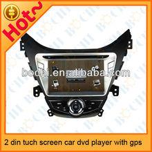 """touch screen 6.5"""" car dvd gps for hyundai sonata"""