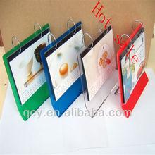 big sale!Shenzhen acrylic cheap 2014 wholesale calendar