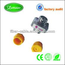 ce rohs certified fc/apc type fiber optic adapter supplier