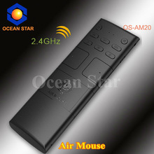 Gyro Air Mouse Function. TV box air mouse remote control