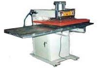 Pneumatic Flatbed Printer