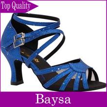 Ballroom latin line dancing shoes for womenBL277